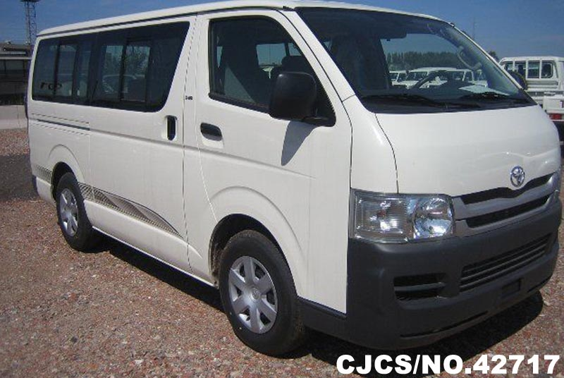 used toyota hiace buses for sale in germany. Black Bedroom Furniture Sets. Home Design Ideas