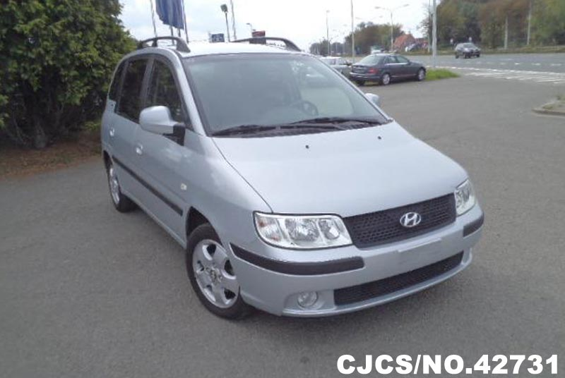 2009 Left Hand    Hyundai       Matrix    Silver for sale   Stock No 42731   Left Hand Used Cars Exporter
