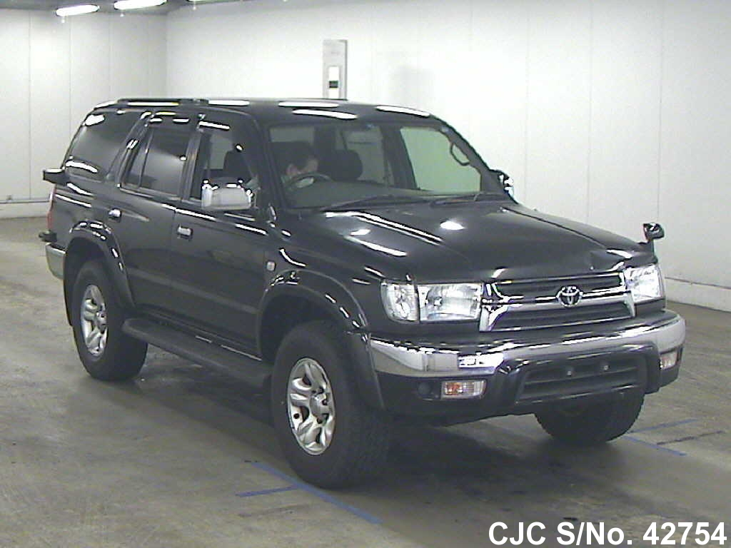 Used 4runner For Sale >> 2001 Toyota Hilux Surf/ 4Runner Black for sale | Stock No. 42754 | Japanese Used Cars Exporter