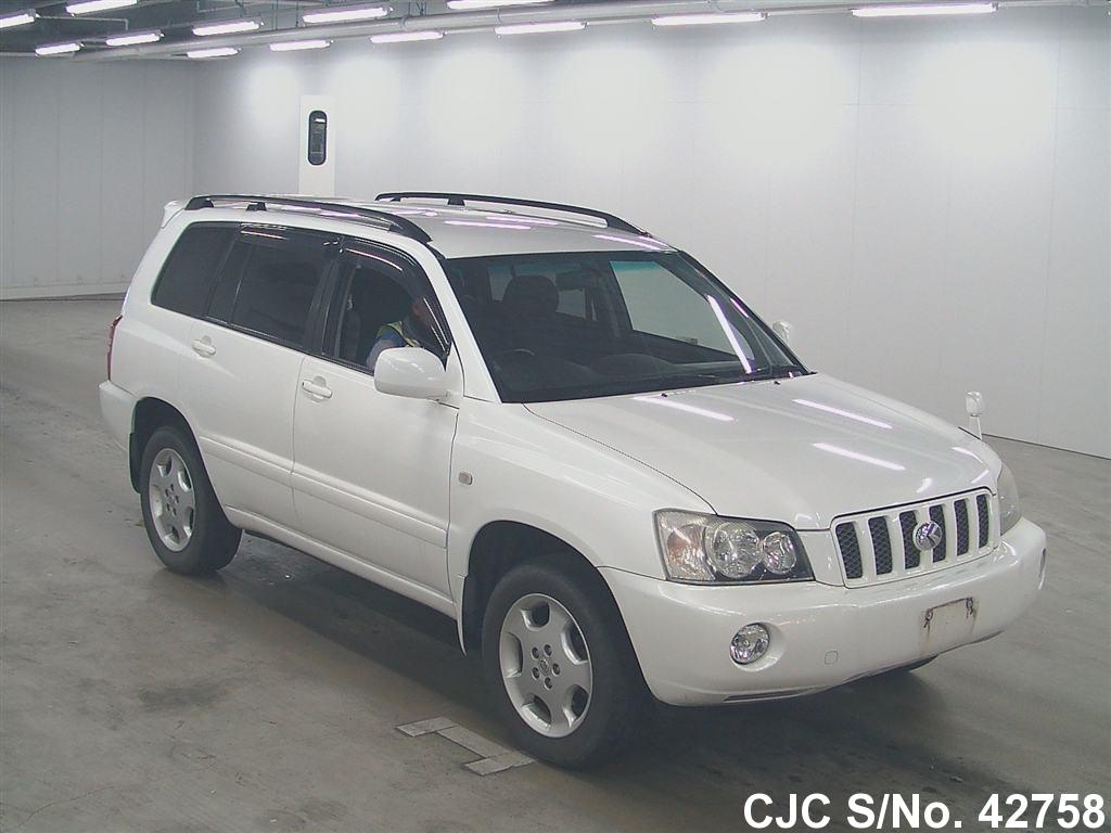 Toyota / Kluger 2000 3.0 Petrol