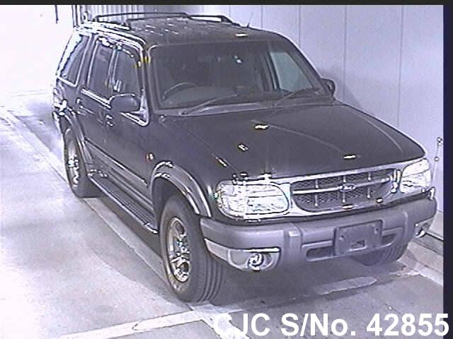Ford / Explorer 2001 4.0 Petrol