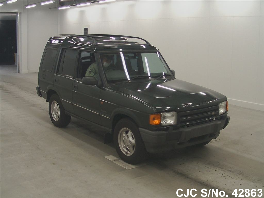 Land Rover / Discovery 1999 2.5 Petrol