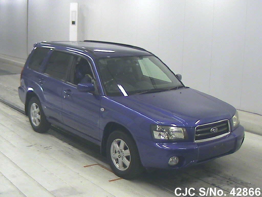 Subaru / Forester 2003 2.0 Petrol