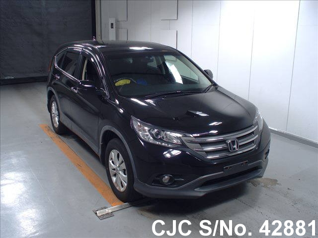 2011 honda crv black for sale stock no 42881 japanese used cars exporter. Black Bedroom Furniture Sets. Home Design Ideas