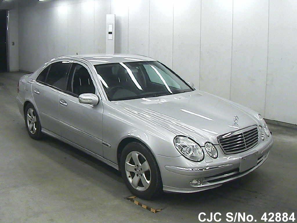 Mercedes Benz / E Class 2003 3.2 Petrol