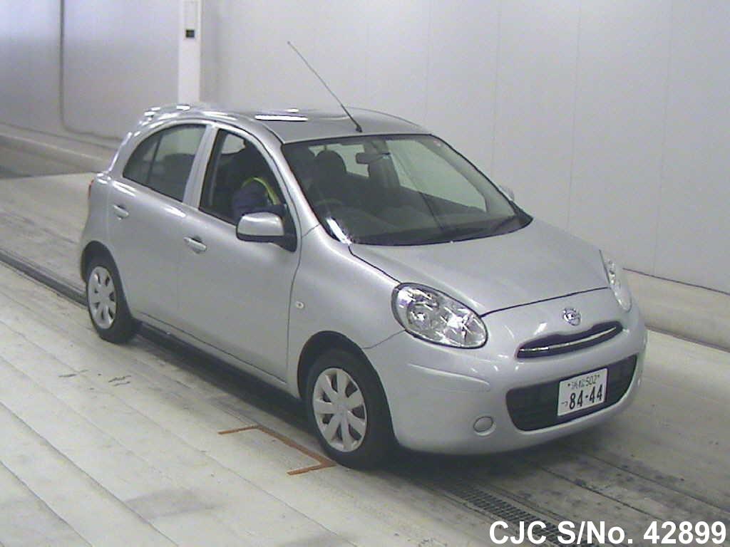 Nissan / March 2010 1.2 Petrol