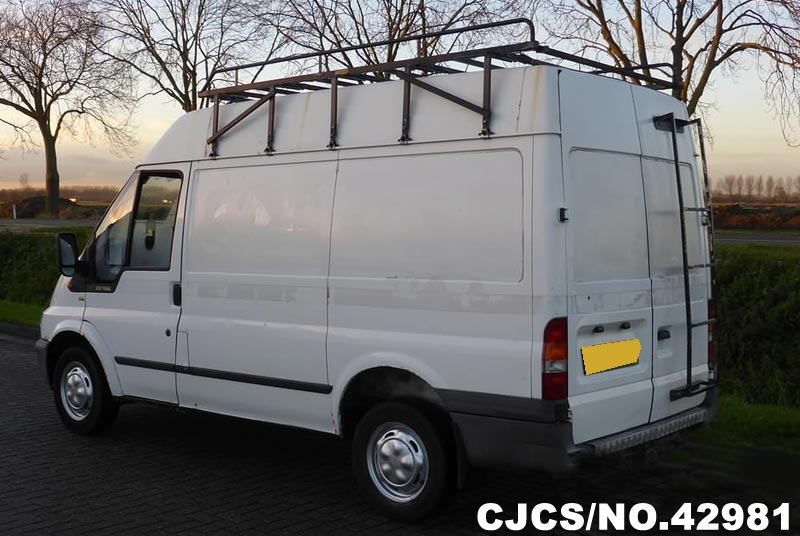 2002 Left Hand Ford Transit White for sale | Stock No  42981