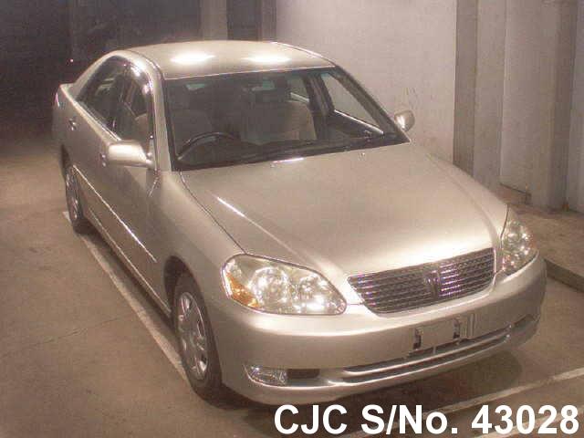 Toyota / Mark II 2000 2.5 Petrol