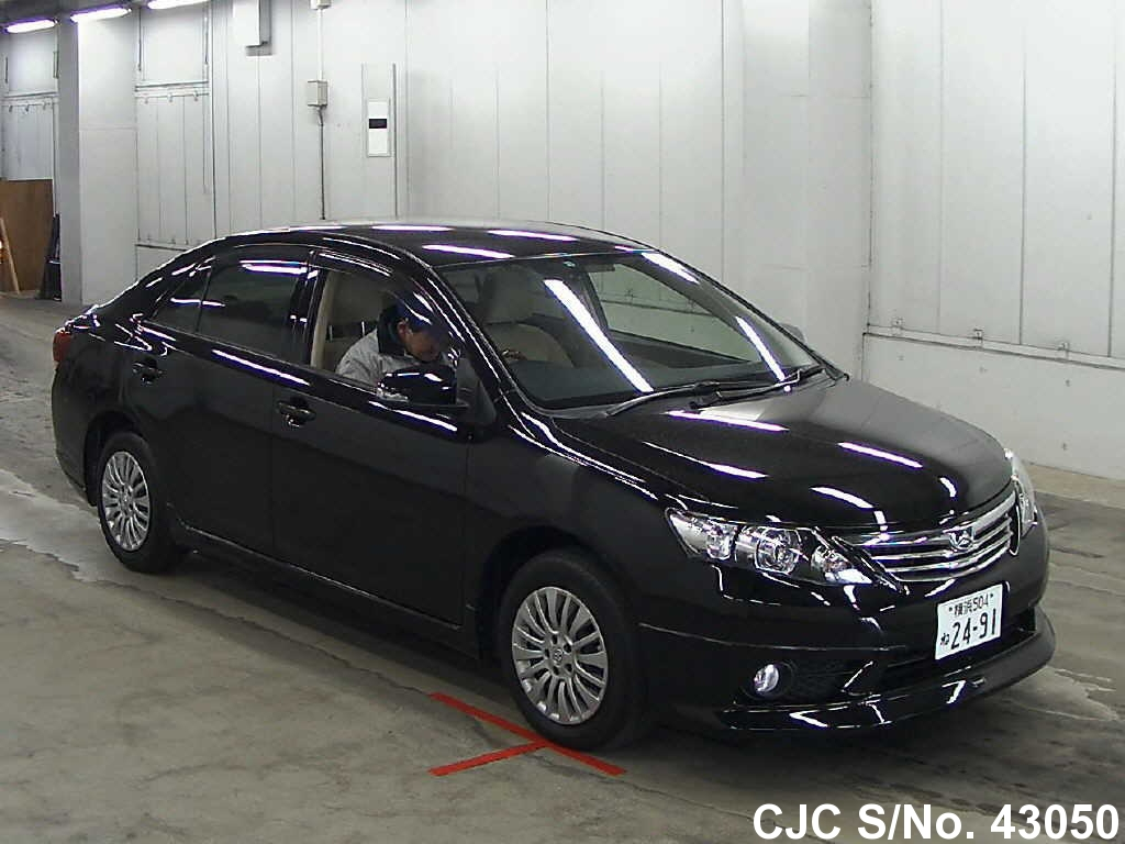 2013 Toyota Allion Black For Sale Stock No 43050