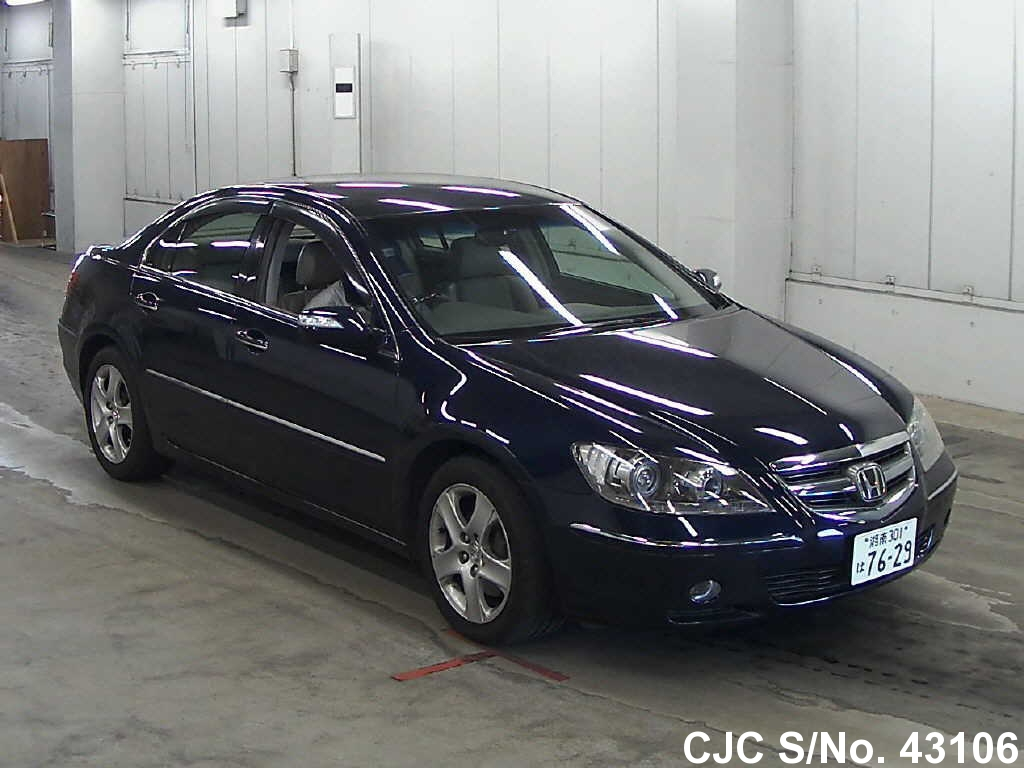 2005 Honda Legend Blue for sale | Stock No. 43106 ...