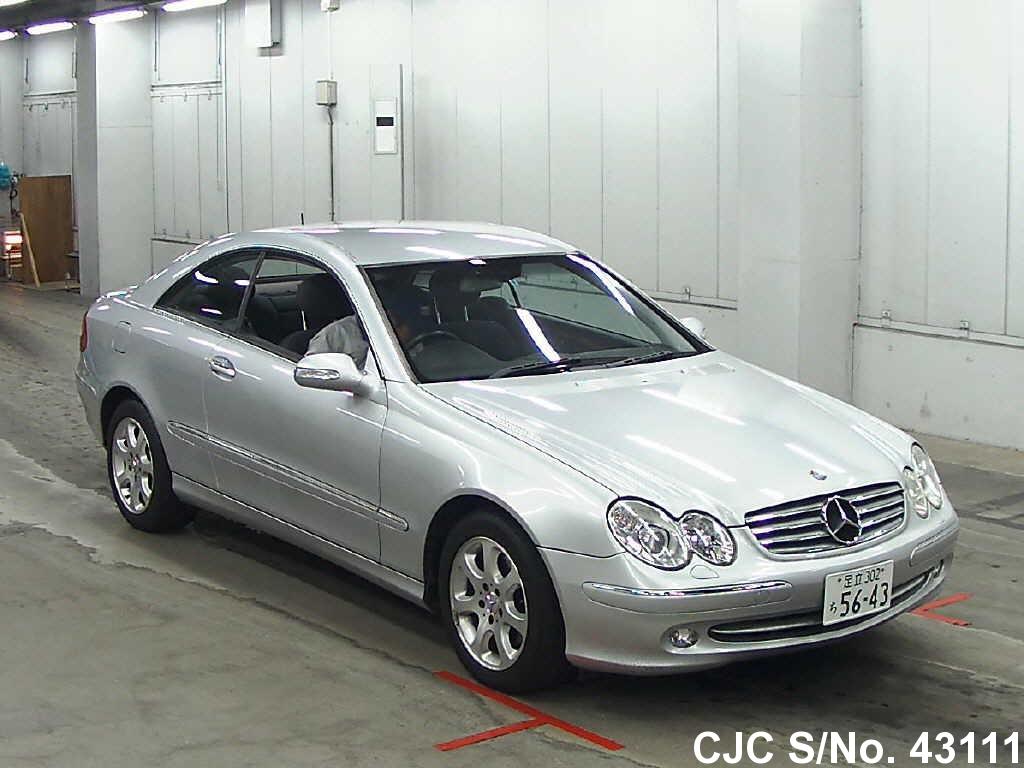 Mercedes Benz / CLK Class 2003 2.6 Petrol