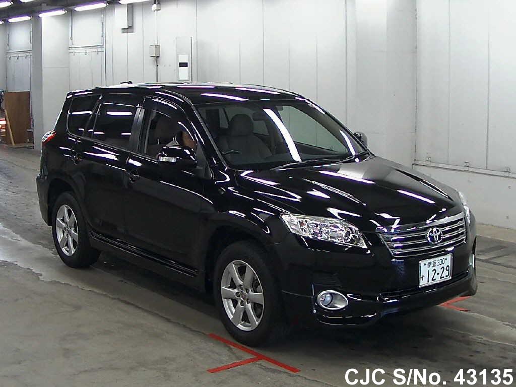 2007 Toyota Vanguard Black for sale | Stock No. 43135 | Japanese ...