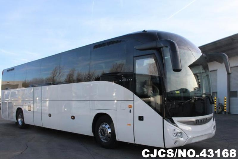 2016 Left Hand Iveco Magelys Pro White For Sale Stock No