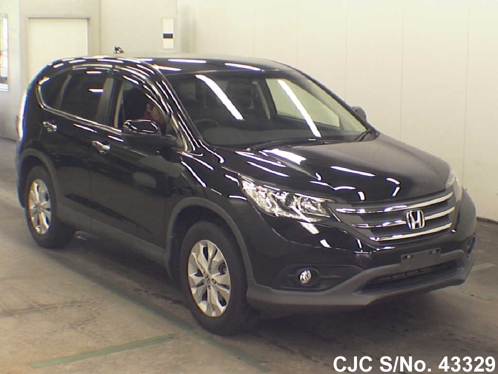 2012 honda crv black for sale stock no 43329 japanese used cars exporter. Black Bedroom Furniture Sets. Home Design Ideas