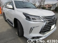 2016 Lexus / LX570 Stock No. 43393