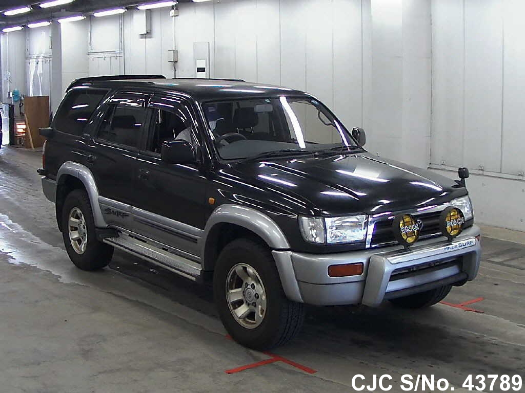 1997 Toyota Hilux Surf 4runner Black For Sale Stock No