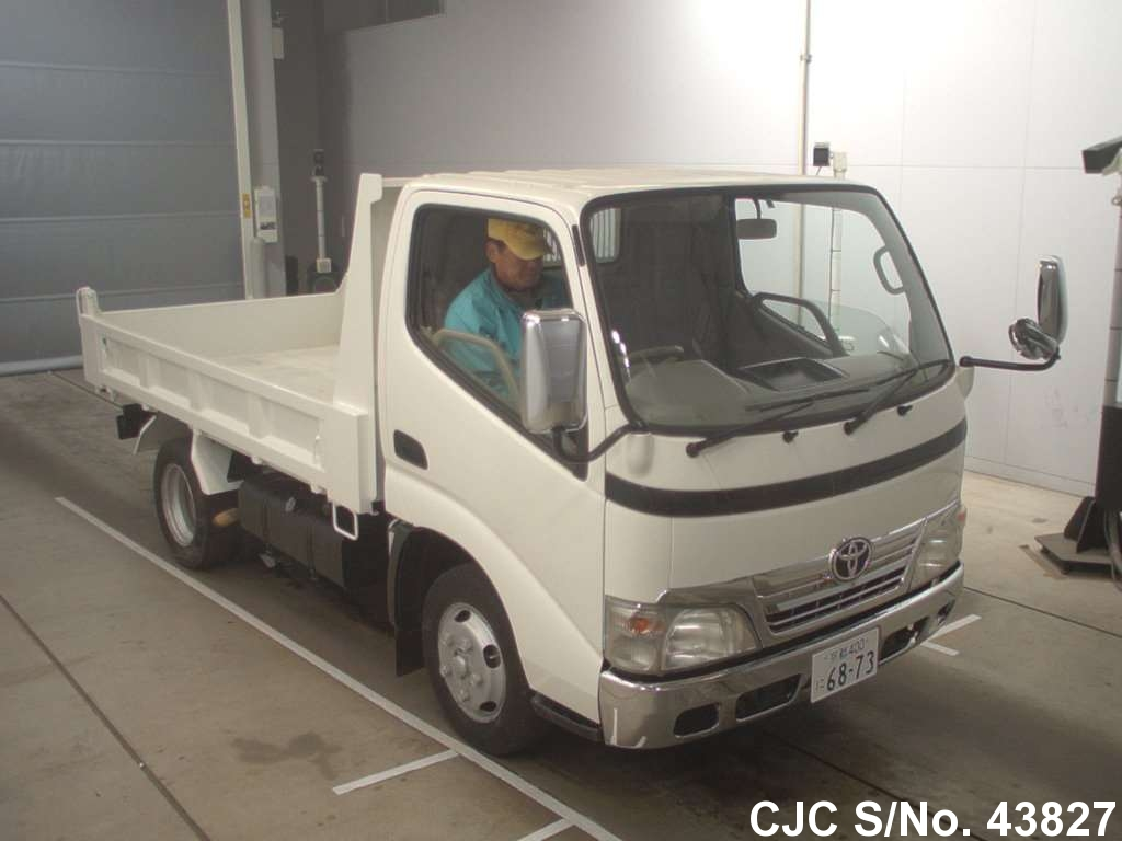 2005 toyota dyna truck for sale stock no 43827 japanese used cars exporter. Black Bedroom Furniture Sets. Home Design Ideas