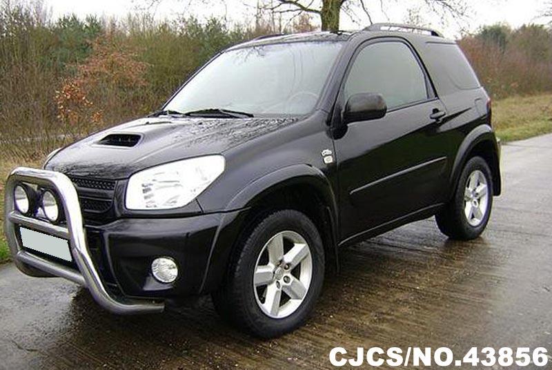 Used Toyota Rav4 For Sale >> 2004 Left Hand Toyota Rav4 Black for sale | Stock No ...