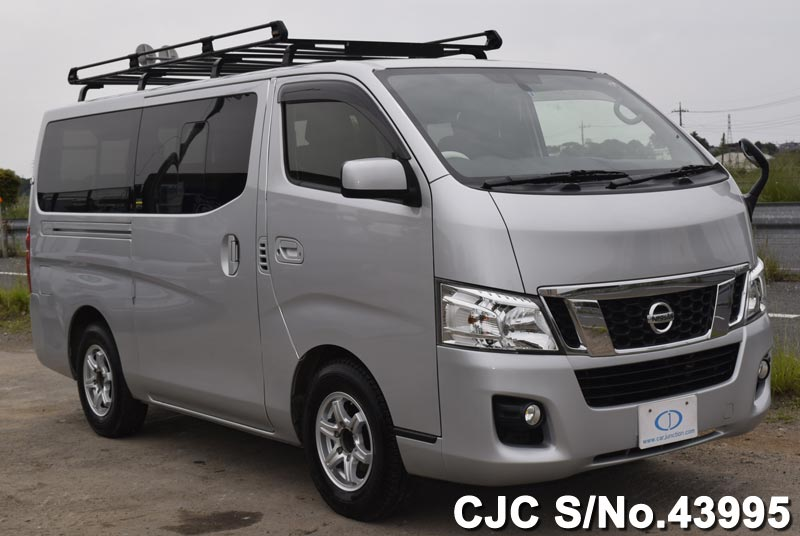 2012 Nissan Nv350 Caravan Van Silver For Sale Stock No