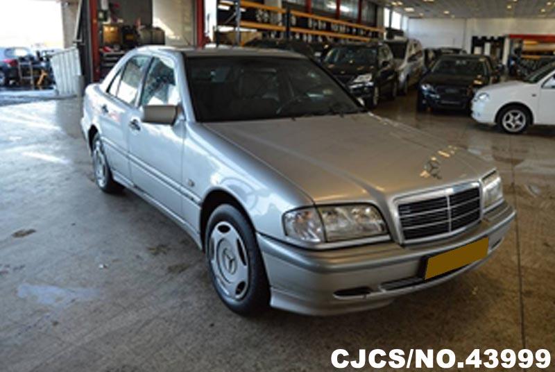 1999 left hand mercedes benz c class gray metallic for for Mercedes benz c class 1999 for sale