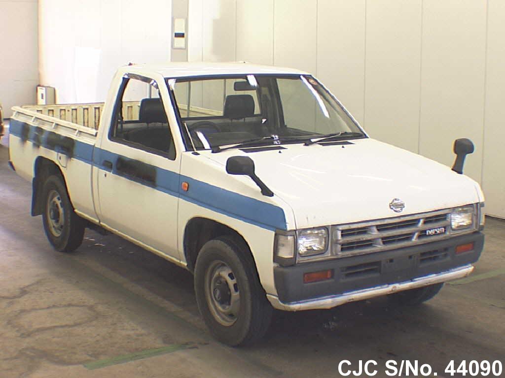 1993 nissan datsun truck for sale stock no 44090 japanese used cars exporter. Black Bedroom Furniture Sets. Home Design Ideas