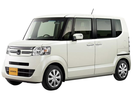 Brand New Honda N-BOX
