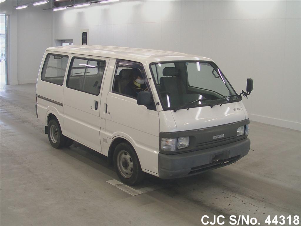 1999 Mazda Bongo White for sale   Stock No. 44318 ...