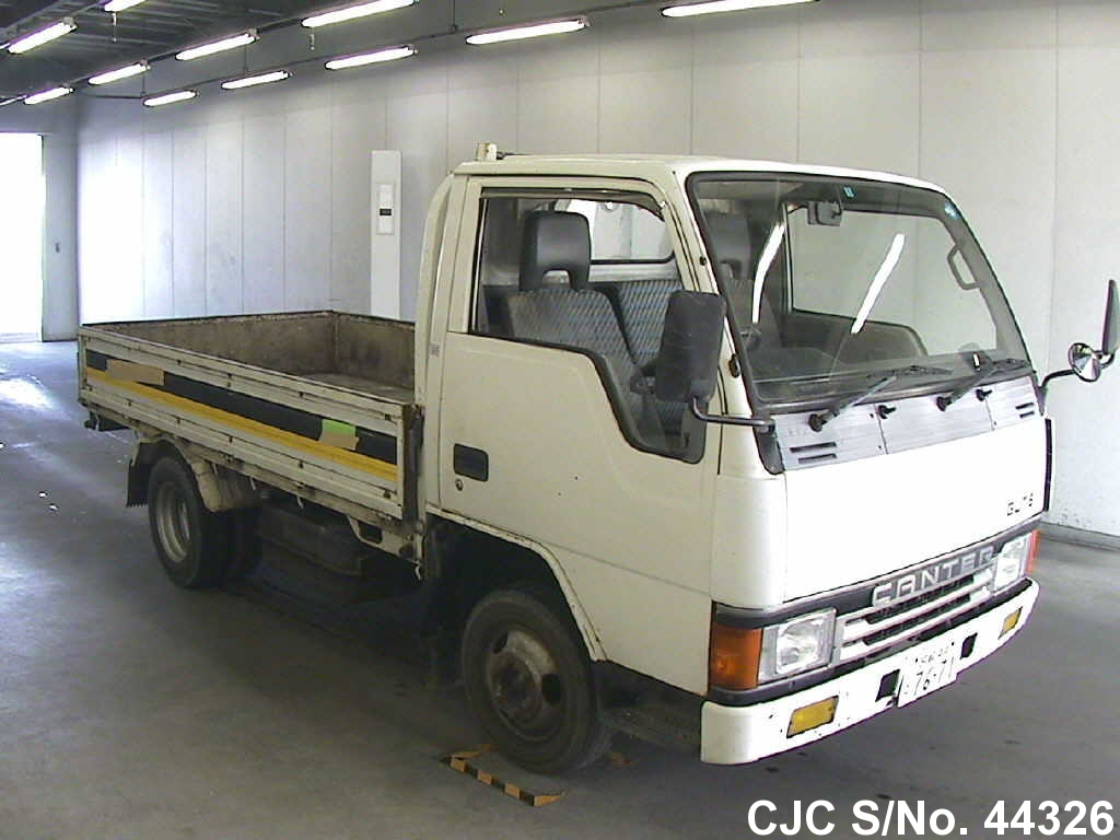 1991 mitsubishi canter truck for sale stock no 44326 japanese used cars exporter. Black Bedroom Furniture Sets. Home Design Ideas