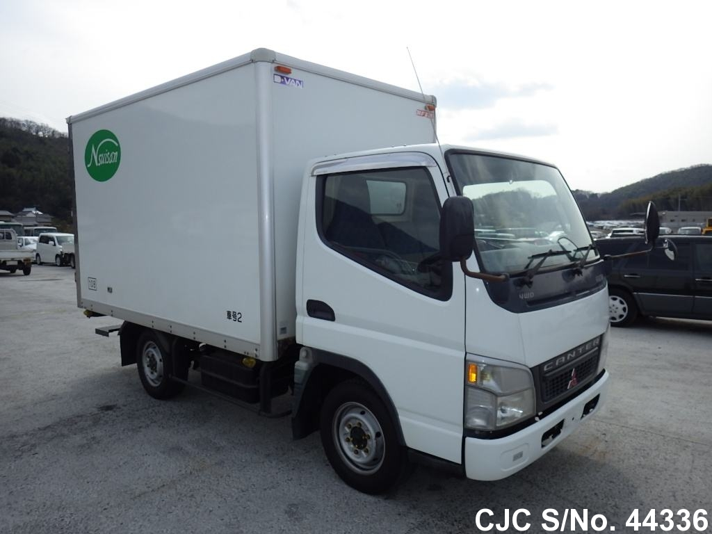 2004 mitsubishi canter truck for sale stock no 44336 japanese used cars exporter. Black Bedroom Furniture Sets. Home Design Ideas