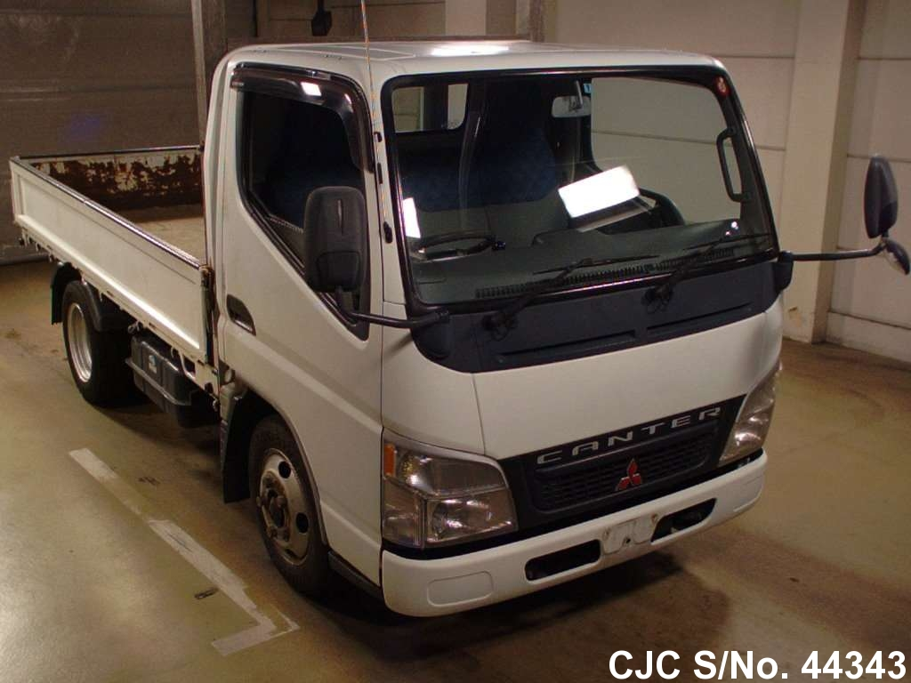 2005 mitsubishi canter truck for sale stock no 44343 japanese used cars exporter. Black Bedroom Furniture Sets. Home Design Ideas