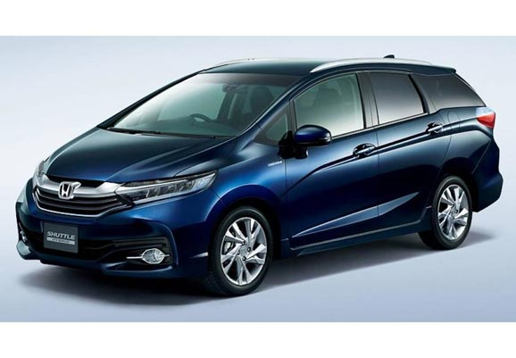 Brand New Honda SHUTTLE HYBRID