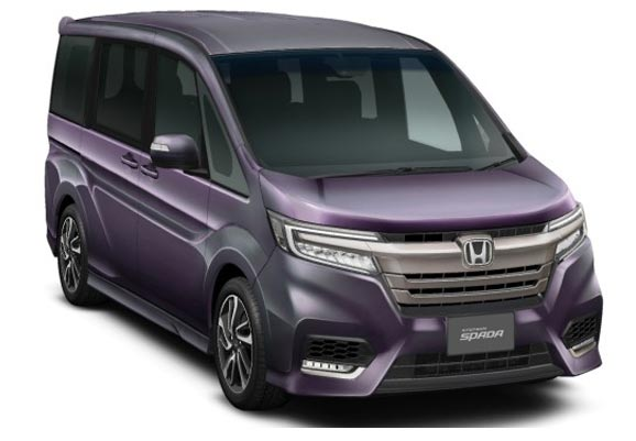 Brand New Honda STEP WAGON SPADA