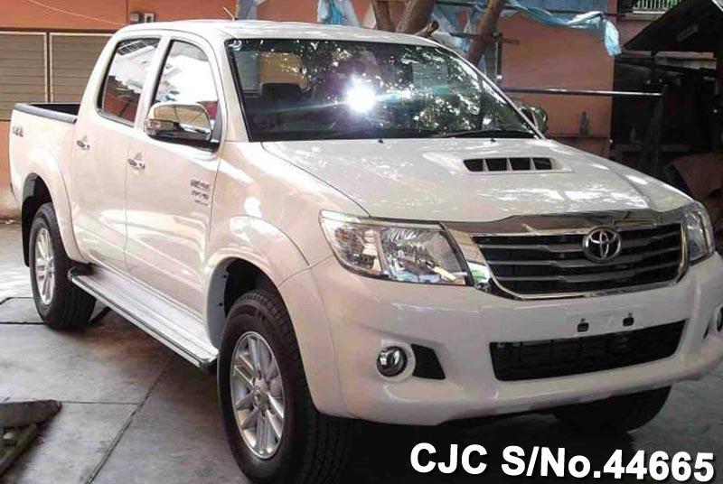 Thai Made Toyota Hilux Vigo