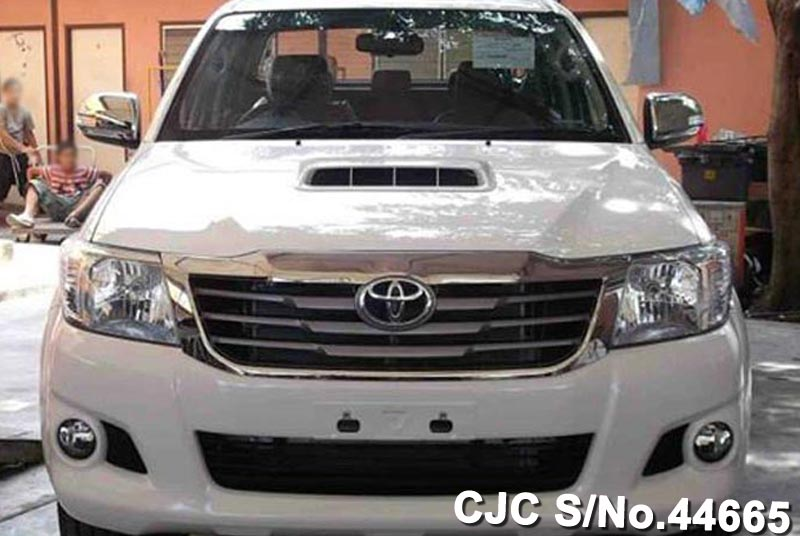 2014 toyota hilux vigo truck for sale stock no 44665 japanese used cars exporter. Black Bedroom Furniture Sets. Home Design Ideas