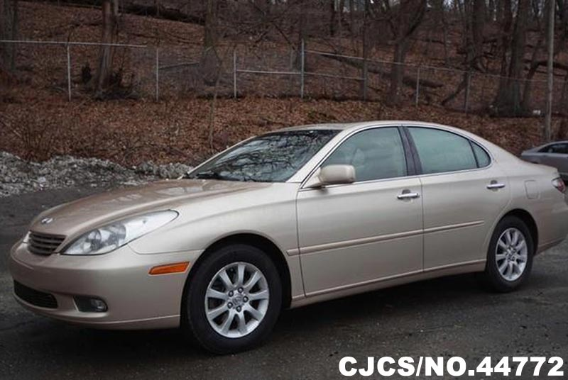 2003 left hand lexus es300 tan for sale stock no 44772 left hand used cars exporter. Black Bedroom Furniture Sets. Home Design Ideas
