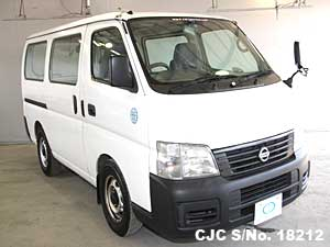 2003 Nissan / Caravan Stock No. 18212