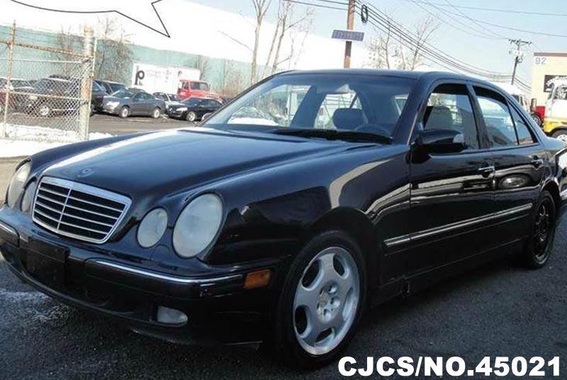2000 left hand mercedes benz e class black for sale for 2000 mercedes benz e class