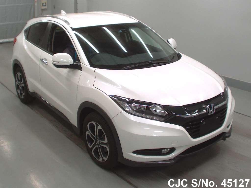 2015 Honda Vezel Pearl For Sale Stock No 45127
