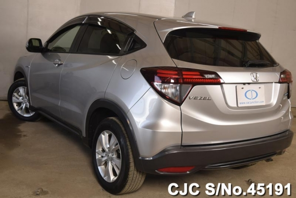 Honda Vezel Hybrid – Mini SUV Car