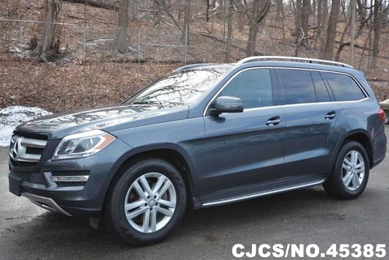 2014 left hand mercedes benz gl class gray for sale for 2014 mercedes benz gl450 for sale