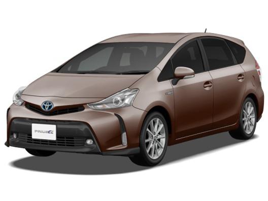 Brand New Toyota / Prius Alpha