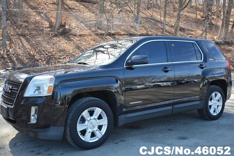 2011 left hand gmc terrain black for sale stock no 46052 left hand used cars exporter. Black Bedroom Furniture Sets. Home Design Ideas