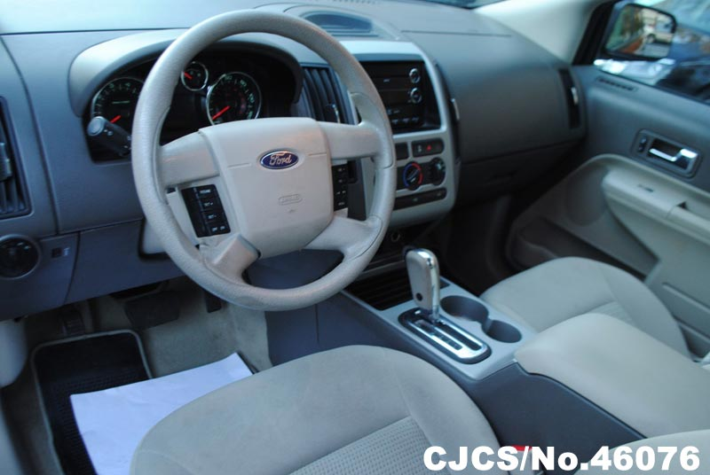 2010 left hand ford edge red for sale stock no 46076 left hand used cars exporter