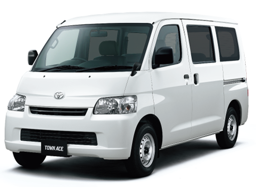 brand new toyota townace van for sale japanese cars exporter. Black Bedroom Furniture Sets. Home Design Ideas