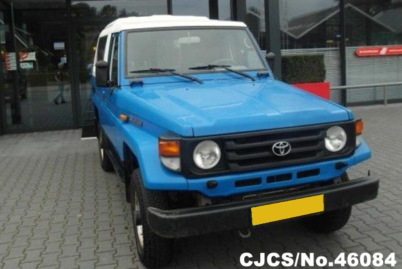 2000 Toyota / Land Cruiser Stock No. 46084