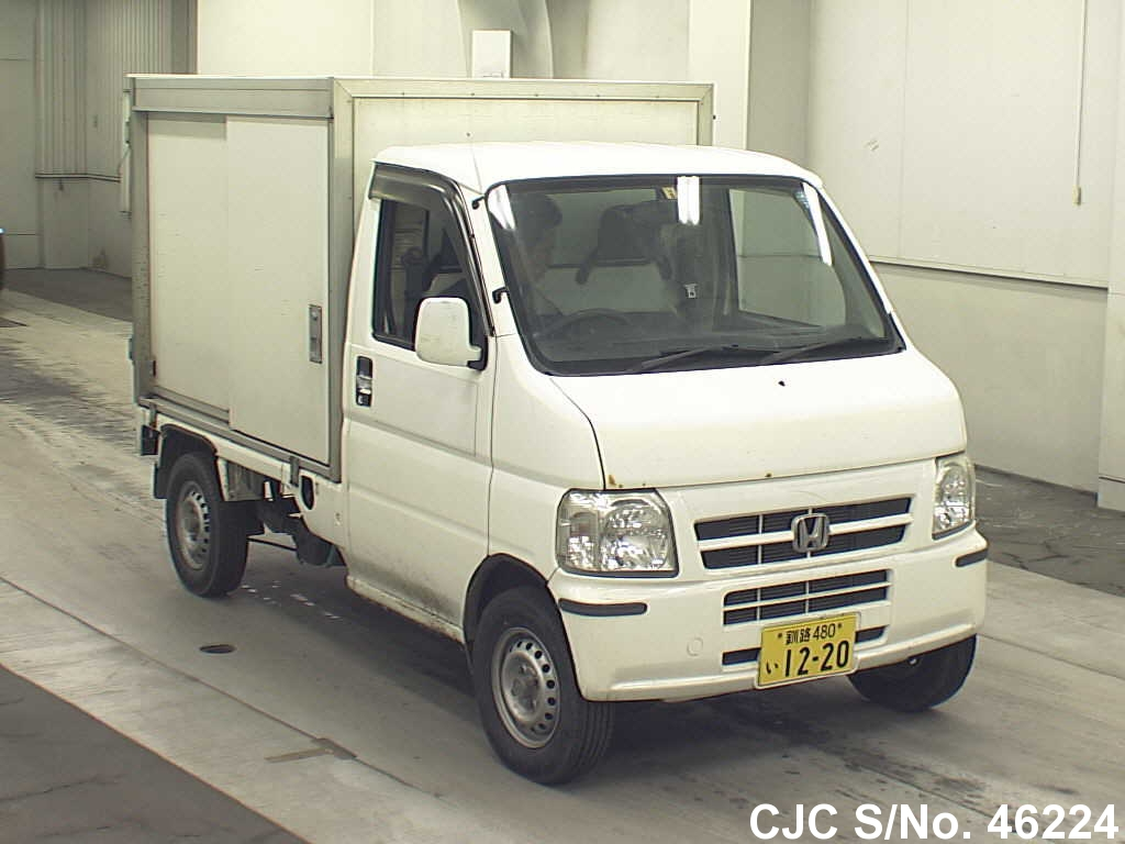 2007 honda acty truck for sale stock no 46224 japanese used cars exporter. Black Bedroom Furniture Sets. Home Design Ideas
