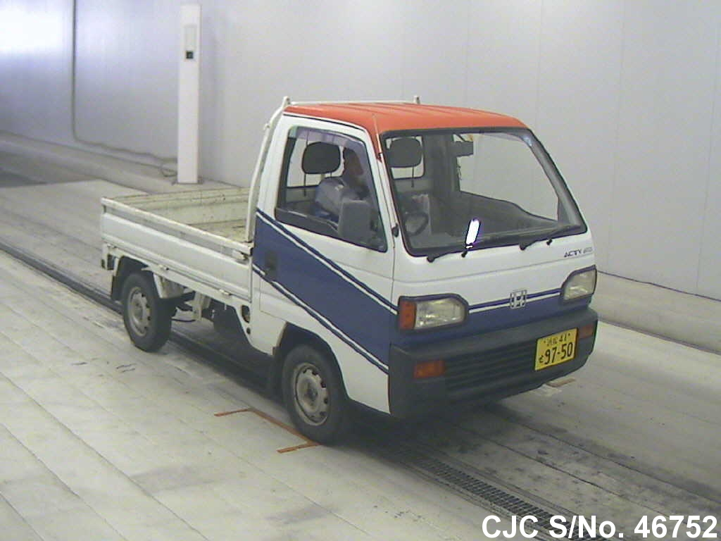 1990 honda acty truck for sale stock no 46752 japanese used cars exporter. Black Bedroom Furniture Sets. Home Design Ideas