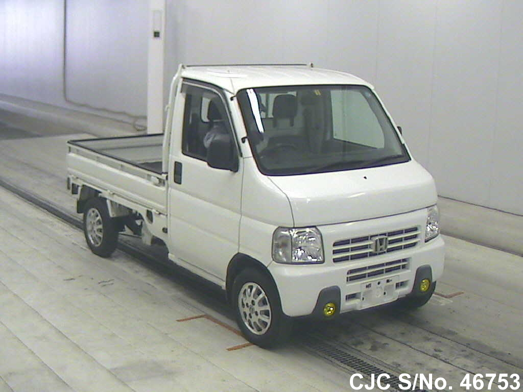2000 honda acty truck for sale stock no 46753 japanese used cars exporter. Black Bedroom Furniture Sets. Home Design Ideas