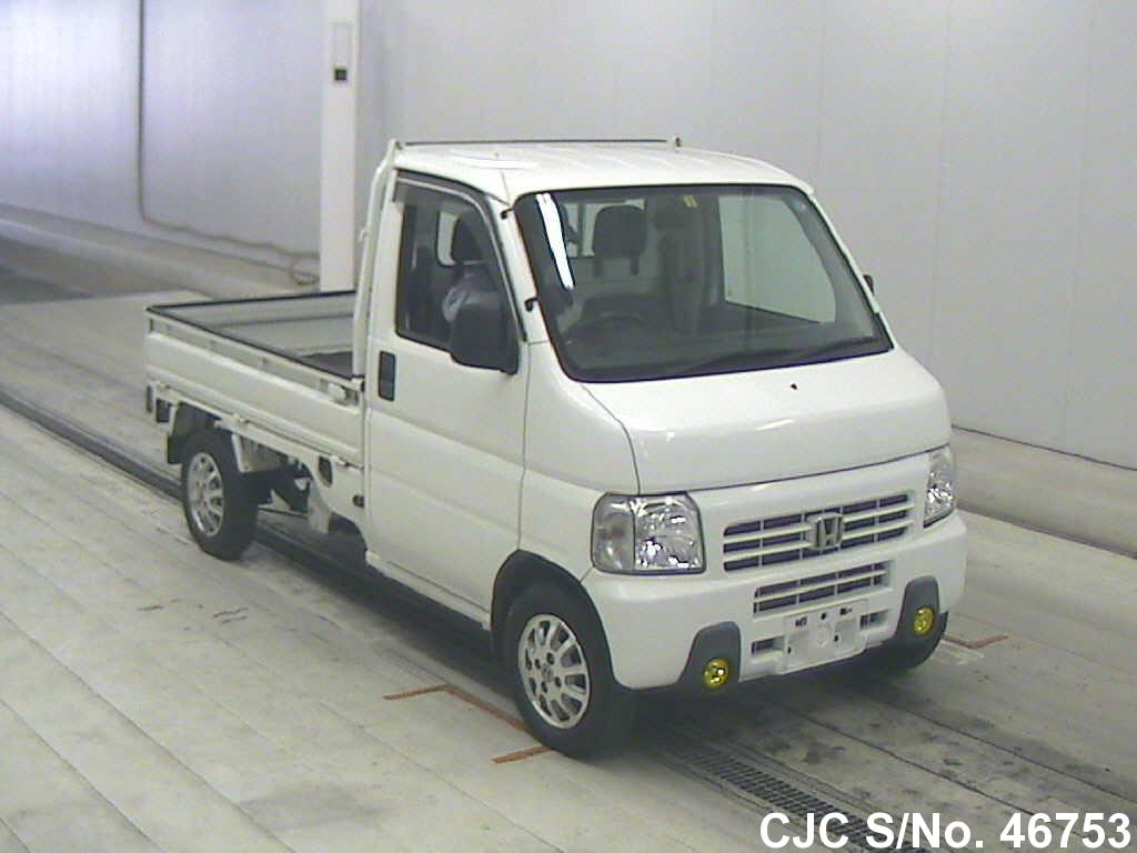 2000 Honda / Acty Stock No. 46753
