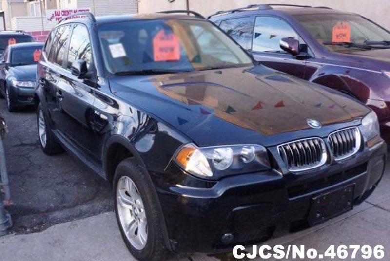 2009 BMW X3 Stock No 46796